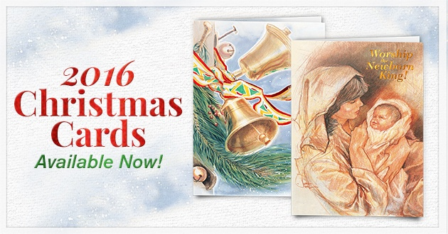 2016 Christmas Cards – Available Now!